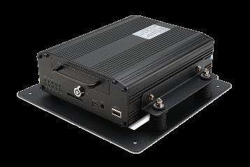 Видеорегистратор системы видеонаблюдения на транспорте